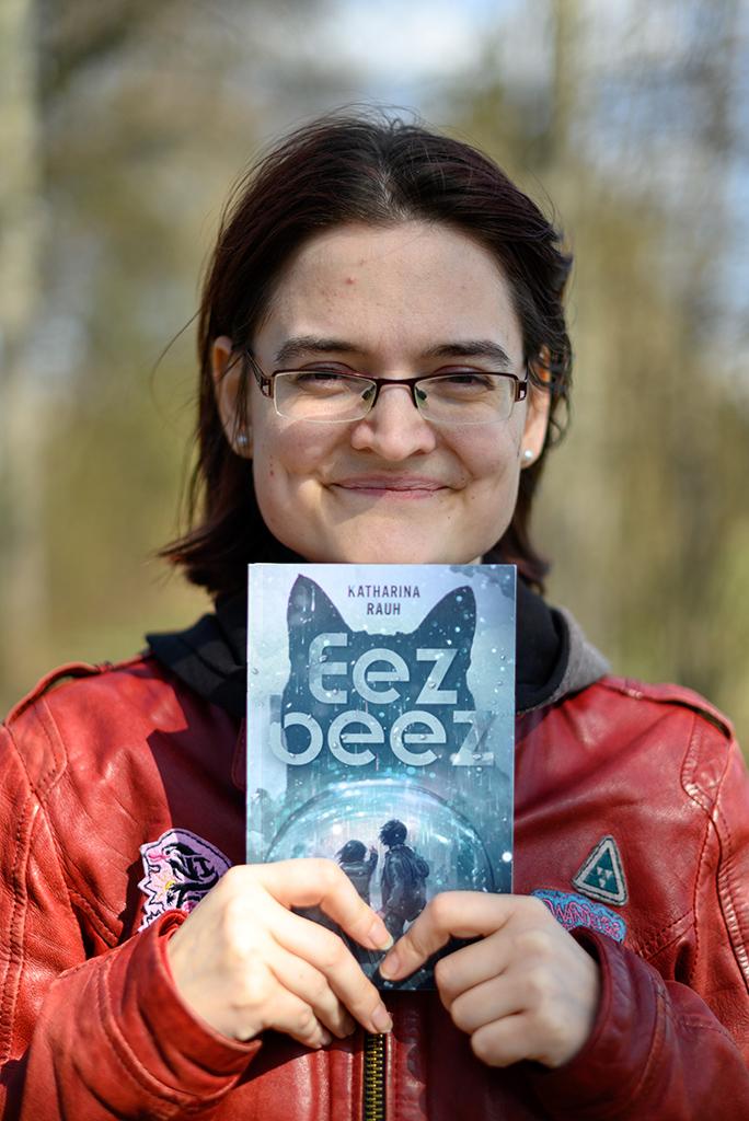 EezBeez Buch und Katharina Rauh